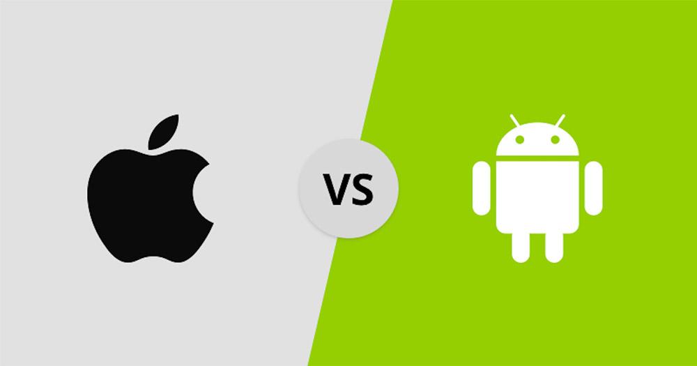 Tìm hiểu về iOS và Android