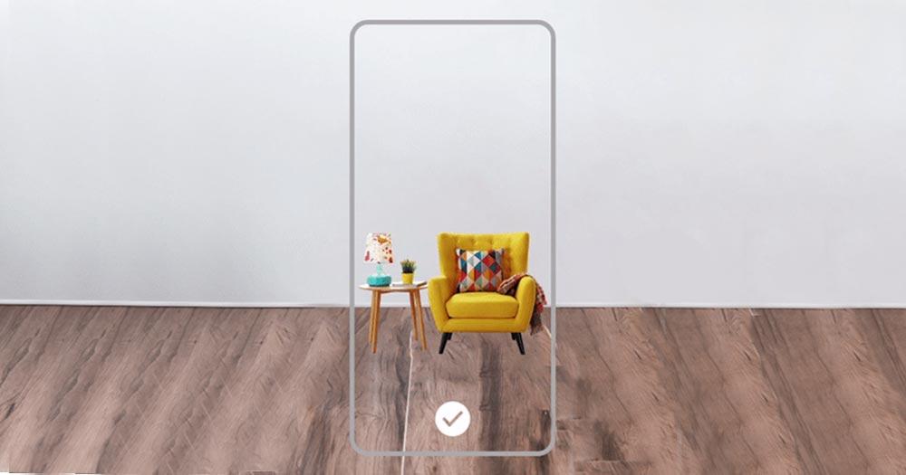 mobile app Ứng dụng công nghệ cao AR/VR