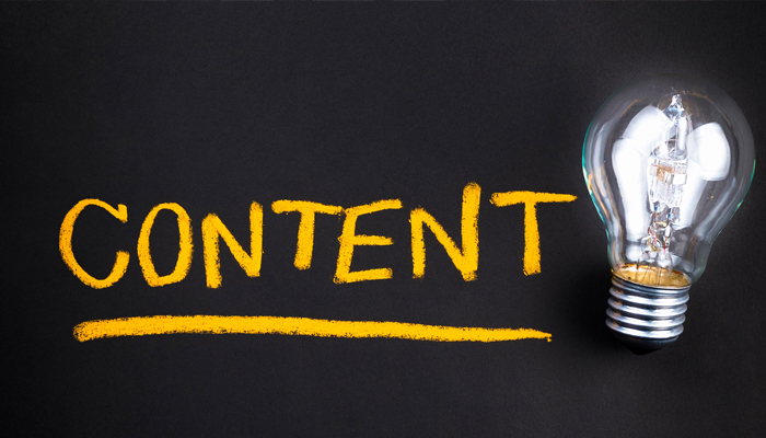 nền tảng digital marketing content